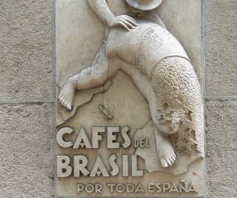 Terrific sign, just off Placa Catalunya.