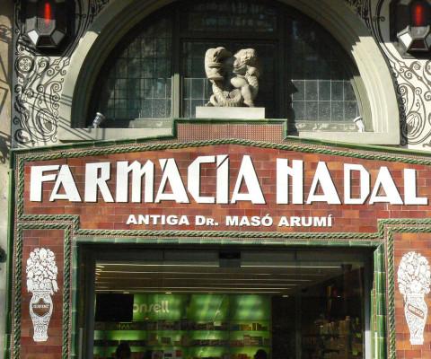 On Las Ramblas.