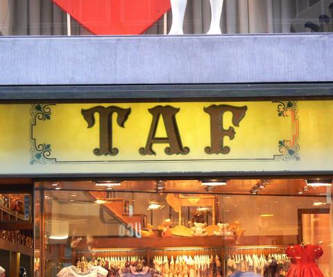 An old-established Firenze store.