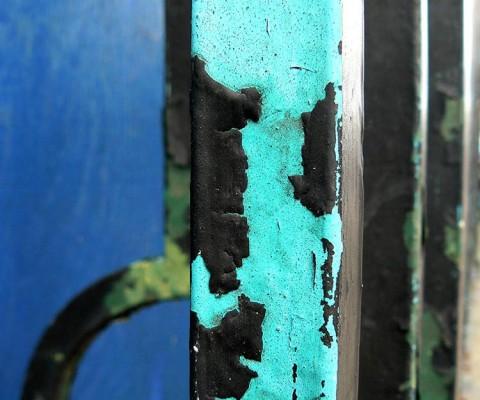 Incidental Colour 51 Blue/black/blue
