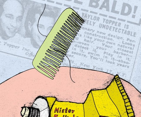 Images Annual 26: Baldness