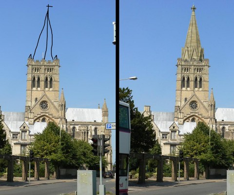 Norwich RC Cathedral improvements PG