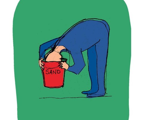 Sand bucket WG