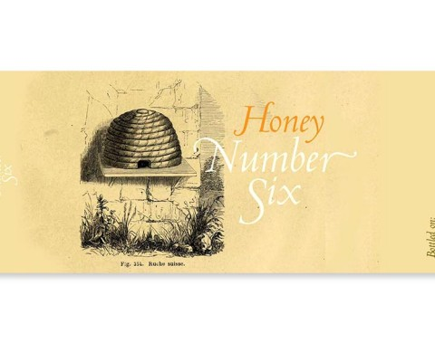 Label for artisan honey producers