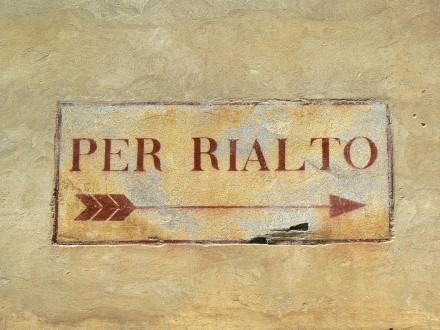Venice: Signs